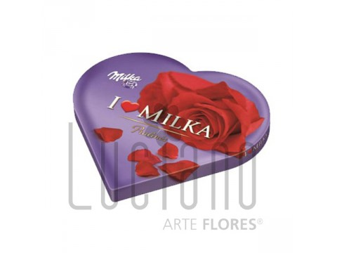 Chocolates Milka 55g